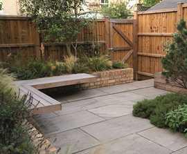Sustainable garden drainage