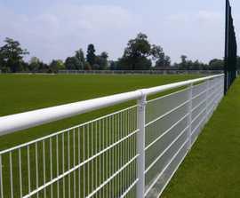 Sports Rail™ spectator handrail system