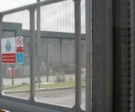 SlideMaster SR1™ cantilever sliding gate