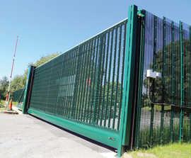 SlideMaster SR2™ cantilever sliding gate