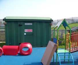 Apex modular playground store