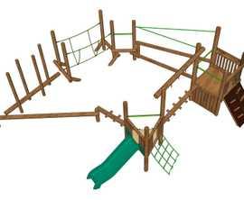 Twiglets Circuit play unit
