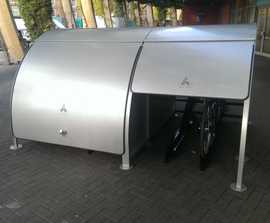 Velo-Store cycle shelter
