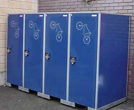 BikeAway cycle locker