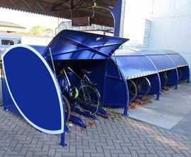 VeloStore multi-bike locker