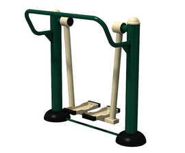 Single air walker - outdoor fitness equipment