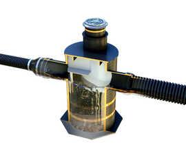 SDS Aqua-Swirl™ Hydrodynamic Stormwater Separator