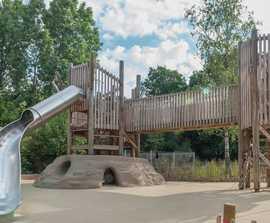 Creating an award-winning play area at Holland Park