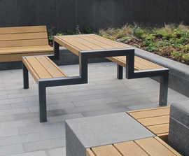 Thetford Picnic Bench & Table