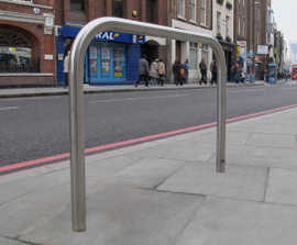 Sheffield Steel Cycle Stand