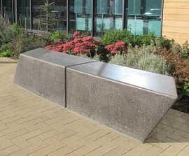 Mesa Concrete Bench