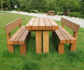 Cheshunt Picnic Benches & Table
