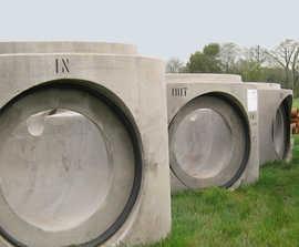 Sealed Manhole system