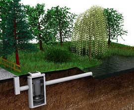 Downstream Defender® advanced hydrodynamic separator