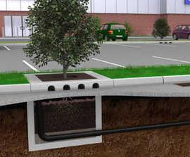 Hydro Biofilter™ bioretention system