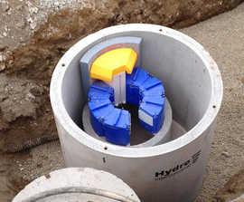 Up-Flo™ Filter fluidised bed filtration system