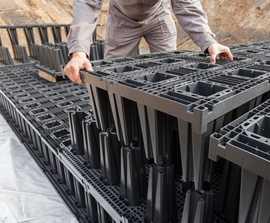 Stormbloc® Optimum stormwater storage / infiltration