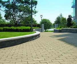 Conservation X Priora Block - permeable concrete paving