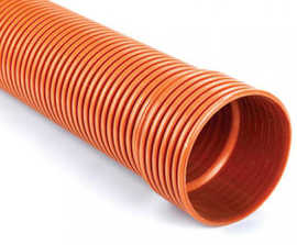 Polysewer – integrally socketed sewer pipes 150-300mm