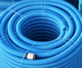Landcoil PVC-U pipes for surface water drainage