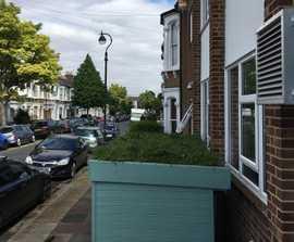 Green roof creates interest for nursery children