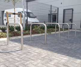 VELOPA Sheffield - classic cycle stand, 2 bikes