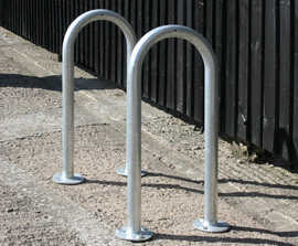 VELOPA Eco Sheffield - compact cycle stand, 2 bikes