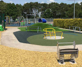 Full overhaul of King George's Playing Field playground