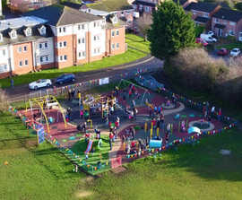 Refurbishment of Ron Groves Playground, Kidlington