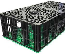 Aquavoid®-Metro stormwater storage crates