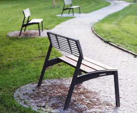 Vera Park Bench