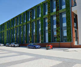 Tobermore SuDS Solution Used at University of Leicester