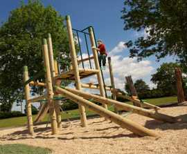 Forest Range Epping play system