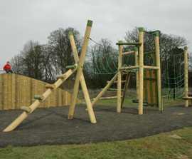 Forest Range Gwydyr play system