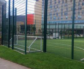 Duo® Sports rigid mesh fencing