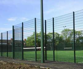 TwinSports Rebound - heavy duty wire mesh sports fencing