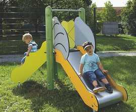 minimondo Gentian steps and slide