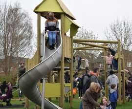Creating a playground for all ages