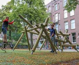 Nerea Climbing Structure