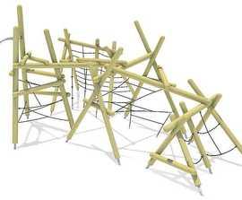 Kaya Climbing Structure