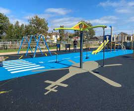 Namaka Pendulum Playground Carousel