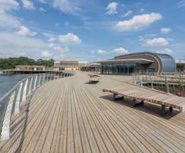 Antislip Plus® timber decking