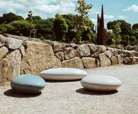 Pendeen Pebble Seat