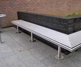 Centerline CL005 steel bench