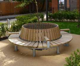 Spalding tree seats
