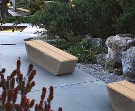 Mago Drakkar bench