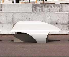 Mago gaviotas contemporary seating
