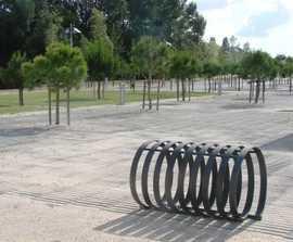Larus - Continuous Parking bike rack