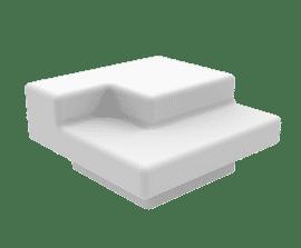 Larus - Degrau concrete bench