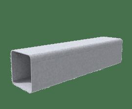 Larus - Rua Line steel bench
